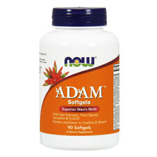 NOW FOODS ADAM Multi-Vitamin for Men 90 softgels - VITAMINE