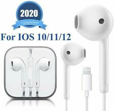 Wired Headset Headphones Earbuds For Apple iPhone 5 6 7 8 Plus X XS MAX XR 11