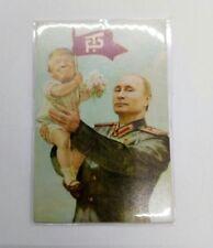 TRUMP USA FUNNY JOKE VER.4 pic Design Vintage Poster Magnet Fridge Collectible