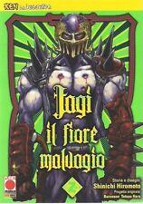 JAGI: IL FIORE MALVAGIO VOLUME 2 DI 2 DELUXE EDIZIONE PLANET MANGA