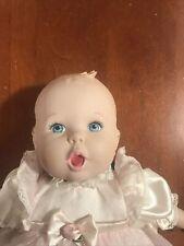 Vintage Gerber Baby Doll 1994 Pink Dress