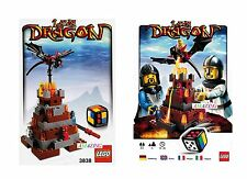 LEGO GAMES - 3838 - INSTRUCTION MANUAL & BUILD BOOKLET ONLY