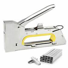 Nail Gun Furniture Stapler Framing Paper Window Staples Woodworking Tacker Tools