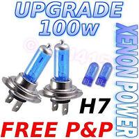 100w Upgrade Xenon Dip Beam H7 501 Alfa Romeo 166 98-03