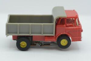 """Aurora T-Jet 500 Red/Gray #1362 """"DUMP TRUCK"""" HO Slot Car"""