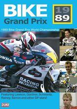 MotoGP - Bike  World Championship Grand Prix - Review 1989 (New DVD)