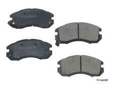 Disc Brake Pad Set-Meyle Ceramic Front WD EXPRESS fits 90-96 Subaru Legacy