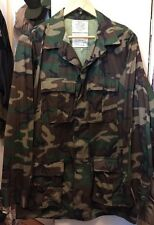 Vintage Vietnam War Late US Army Camouflage Hot Weather Uniform Jacket. Sz. M