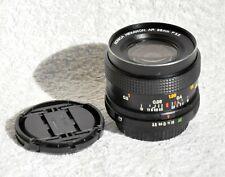 Teleobiettivo KONICA Hexanon AR 28 mm. f. 1:3,5