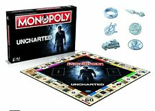 Officiel Uncharted Edition Monopoly Board Game