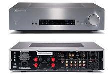 CAMBRIDGE CXA80 160watt balanced Integrated Amp/USB DAC Silver $1099 list !
