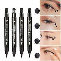 1 Ps Winged Stamp Eyeliner Waterproof Makeup Cosmetic Eye Liner Pencil Liquid US