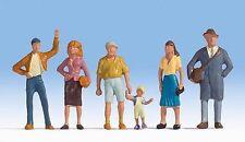 Figurines Noch TT 45478: Spectateurs
