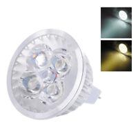 4 x MR16 4W 4 LED warmes weisses energiesparendes Scheinwerfer Licht Lampen A2R7