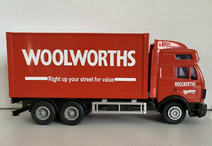 WOOLWORTHS MERCEDES TOY LORRY