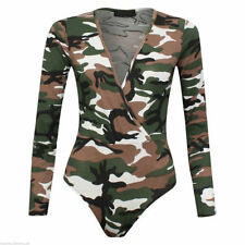 Unbranded Camouflage Regular Size T-Shirts for Women