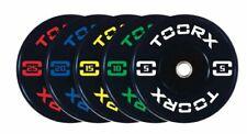TOORX DISCO OLIMPIONICO ABSOLUTE BUMPER TRAINING  - ADBT da 5 10 15 20 25 KG