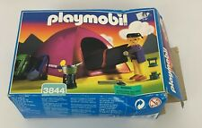 Playmobil 3844 Globetrotter Camping Tent Set Missing Burner