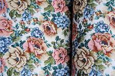 Gobelinstoff 1,5m Breite ab 0,5lfm Gobelin Stoff Jacquard Möbelstoff Rose Blumen