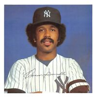 "1981 New York Yankees Picture Pack Photo 8"" x 8"" Color Photo OSCAR GAMBLE"