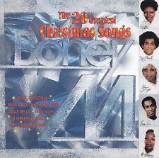 BONEY M. - CD - THE 20 GREATEST CHRISTMAS SONGS