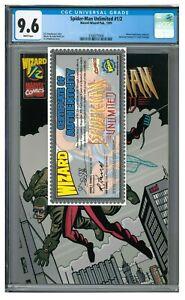 Spider-Man Unlimited #1/2 (1999) Wizard Exclusive CGC 9.6 HH321