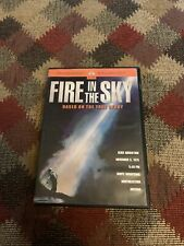 Fire in the Sky DVD Like New Robert Patrick James Garner D.B. Sweeny 1993 film