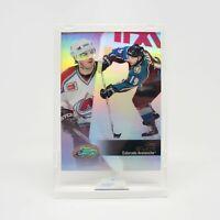 2003 E-topps #9 Joe Sakic - Colorado Avalanche - Ice Hockey Card