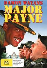 MAJOR PAYNE Damon Wayans US MARINES comedy NEW DVD R4 (Region 4 Australia)