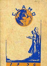 CLAYTON HIGH SCHOOL, CLAYTON, MISSOURI YEARBOOK - CLAMO - 1936