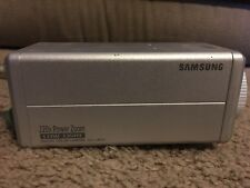 SAMSUNG LOW LIGHT DIGITAL COLOR SURVEILLANCE CAMERA SCC-C4301