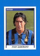CALCIATORI PANINI 1998-99 Figurina-Sticker n. 136 - ZAMORANO - INTER -New