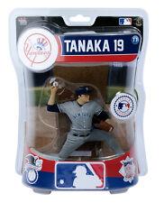 Case of 6 2016 Imports Dragon Masahiro Tanaka figures - Yankees grey jersey