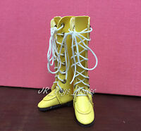 Yellow Boots D11 fit blythe 1/6 dollfie Plus pullip Lati