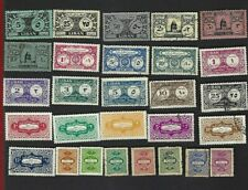 Lebanon sc#J41-68 (1941-68) Complete Mostly used