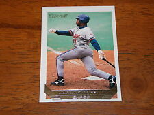 BASEBALL CARD 1993 TOPPS GOLD MARQUIS GRISSOM EXPOS #15