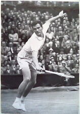 Budge PATTY – 1950 Original Tennis photo
