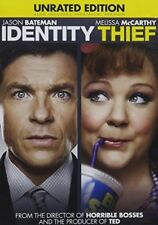 Identity Thief (DVD, 2013, Unrated Edition) NEW