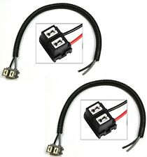 Extension Wire Pigtail Female Ceramic A H7 Two Harness Turn Cornering Light Plug