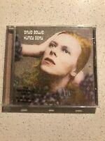 DAVID BOWIE - HUNKY DORY - CD - LIKE NEW