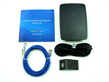 Cisco RE1000 Wireless Range Extender Bundle Used