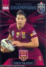 Billy Slater State of Origin NRL & Rugby League Trading Cards