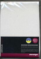 Matrazenschoner Inkontinenz  Auflage Bett 140x200 cm Frottee Baumwolle Schlafen