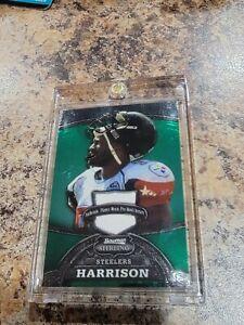 James Harrison Bowman Sterling Rookie Jersey/249