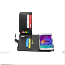 Black Samsung Galaxy S3 I9300 Credit Wallet Leather Case Screen Protector Stylus
