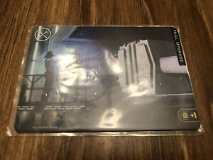 X-Wing Miniatures Hull Upgrade 2019 Hyperspace Trial Promo Plastic Card