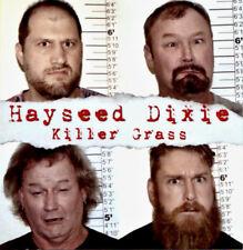 Hayseed Dixie Killer Grass (2010) 12 Pistes CD+DVD Nouveau / Scellé