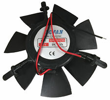 FISHER & PAYKEL REPLACEMENT FRIDGE 12V DC LARGE SIZE FAN MOTOR - 84MM 883341