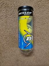 Dunlop Sports - 3 Ball Can. Free Shipping