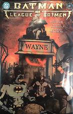 Batman League of Batmen #1 NM- 1st Print Free UK P&P DC Comics